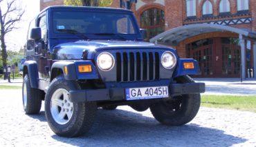 Ponti auta z USA, Jeep Wrangler 2004