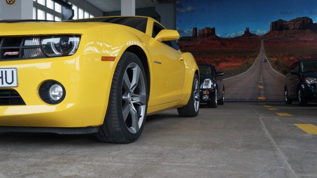 PONTI, samochody z USA, wypożyczalnia samochodów, serwis samochodów, salon samochodowy
