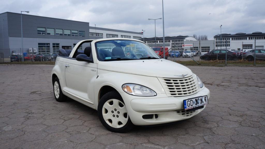 PONTI, samochody z USA, Chrysler PT Cruiser 2005 Cabrio