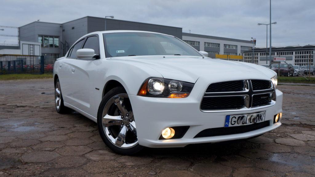 PONTI, samochody z USA, Dodge Charger 2012 R/T