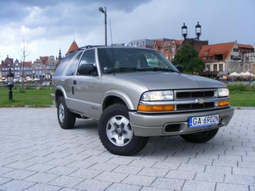 BMW I BLAZER 095 modified