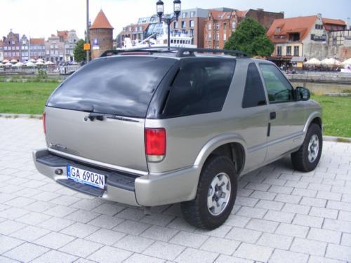 BMW I BLAZER 098 modified