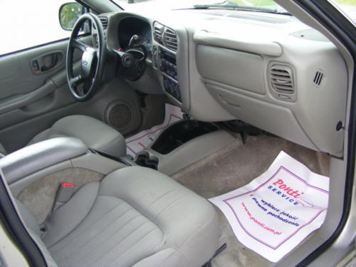 BMW I BLAZER 145 modified