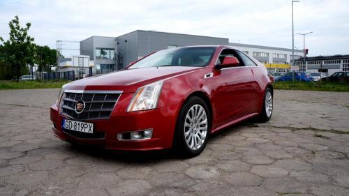 Cadillac CTS 2011 (10)