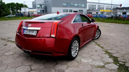 Cadillac CTS 2011 (19)