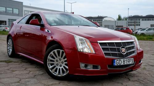 Cadillac CTS 2011 (4)
