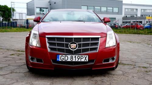 Cadillac CTS 2011 (5)