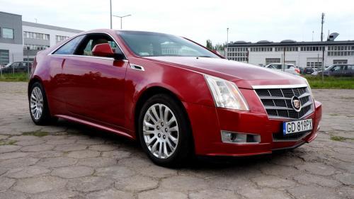 Cadillac CTS 2011 (6)