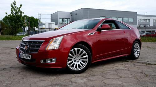Cadillac CTS 2011 (9)