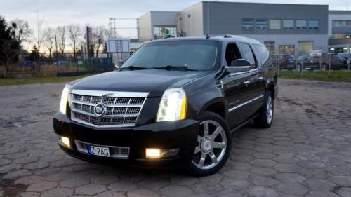 Cadillac Escalade 2011 Platinum (11)