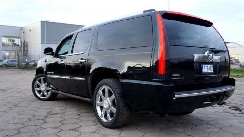 Cadillac Escalade 2011 Platinum (15)