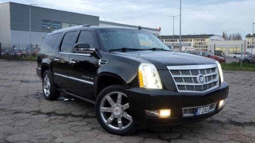 Cadillac Escalade 2011 Platinum (2)