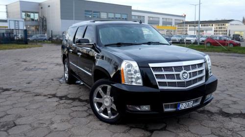 Cadillac Escalade 2011 Platinum (4)