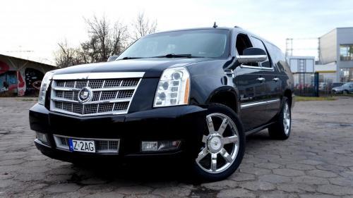 Cadillac Escalade 2011 Platinum (8)