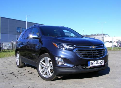 Chevrolet Equinox 2018 2,0T PREMIER (2)