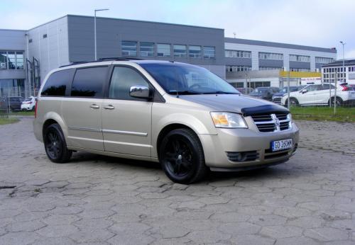 Dodge Grand Caravan 2008 (1)