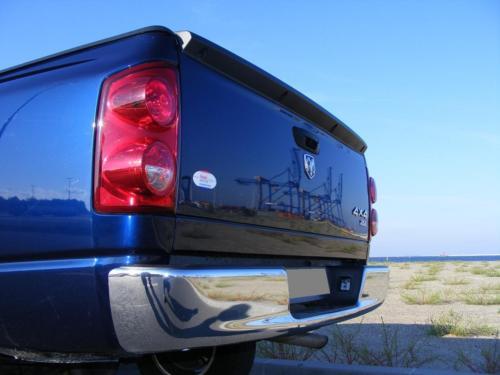 Dodge RAM 2007 4x4 SLT QUAD CAB tyl