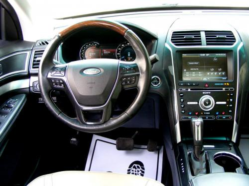 Ford Explorer 2016 3,5L AWD Platinium (20)