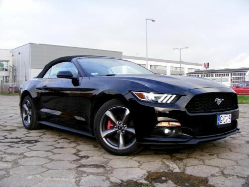 Ford Mustang 2015 Cabrio (4)