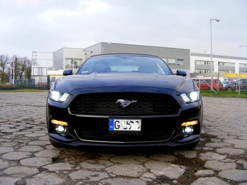 Ford Mustang 2015 Cabrio (5)