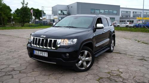 Jeep Grand Cherokee 2012 CRD Overland (7)