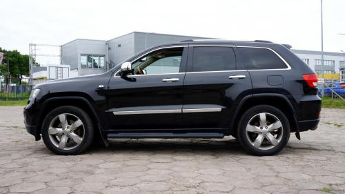 Jeep Grand Cherokee 2012 CRD Overland (9)