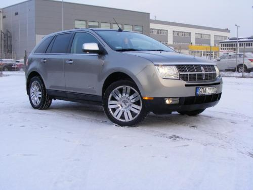 Lincoln MKX (25)