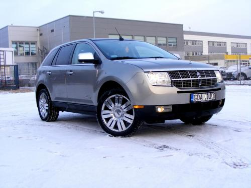 Lincoln MKX (7)
