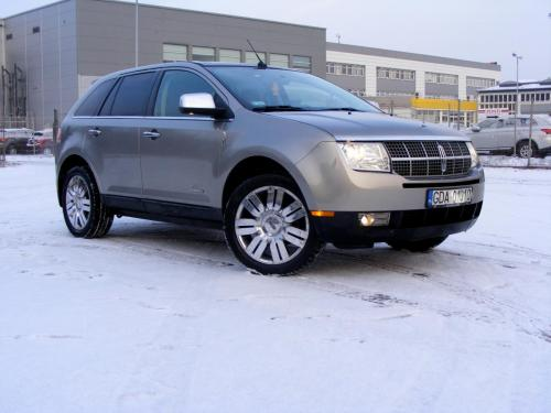 Lincoln MKX (8)