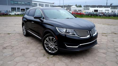 Lincoln MKX 2016 AWD (10)