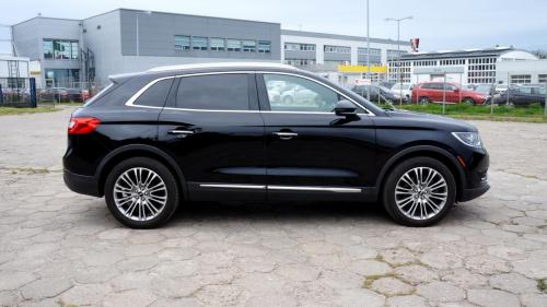 Lincoln MKX 2016 AWD (12)
