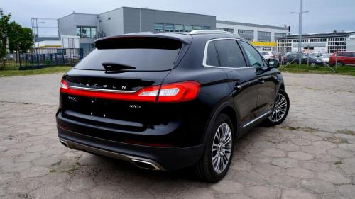 Lincoln MKX 2016 AWD (15)
