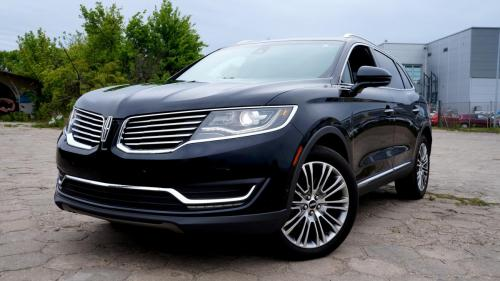 Lincoln MKX 2016 AWD (3)