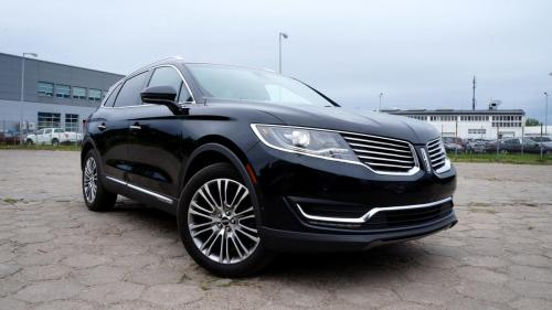Lincoln MKX 2016 AWD (9)