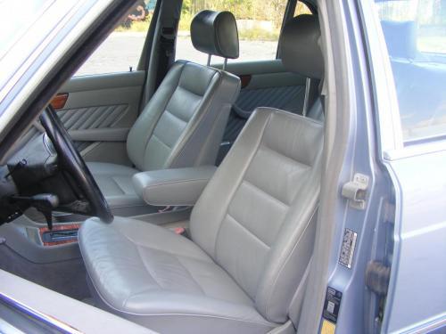 Mercedes 350 SDL 1991 (10)