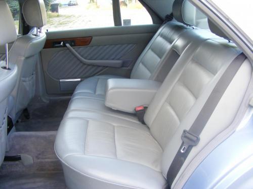 Mercedes 350 SDL 1991 (11)