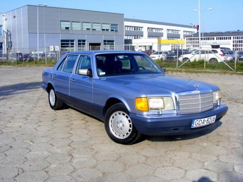 Mercedes 350 SDL 1991 (2)