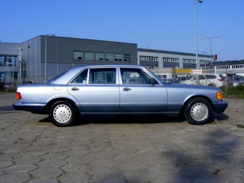 Mercedes 350 SDL 1991 (6)