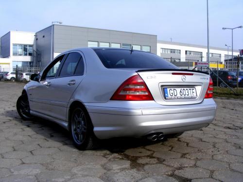 Mercedes C32 AMG 2001 (10)