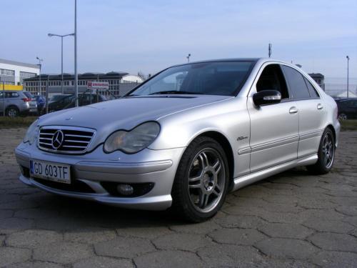 Mercedes C32 AMG 2001 (14)