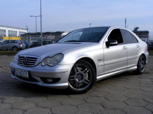 Mercedes C32 AMG 2001 (15)
