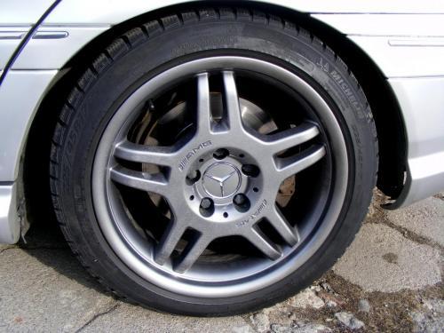 Mercedes C32 AMG 2001 (26)