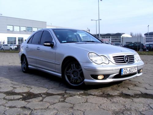 Mercedes C32 AMG 2001 (5)