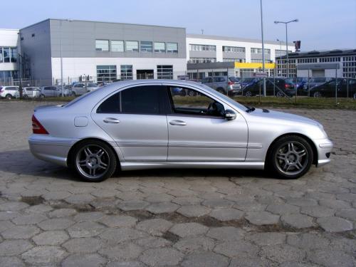 Mercedes C32 AMG 2001 (6)