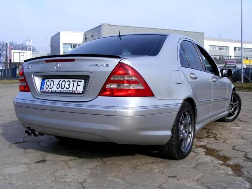 Mercedes C32 AMG 2001 (8)