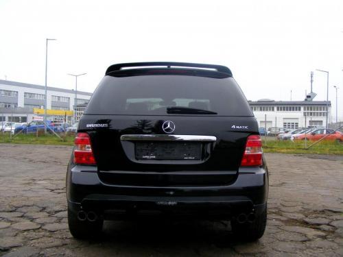 Mercedes ML 350 Brabus 2006 (11)