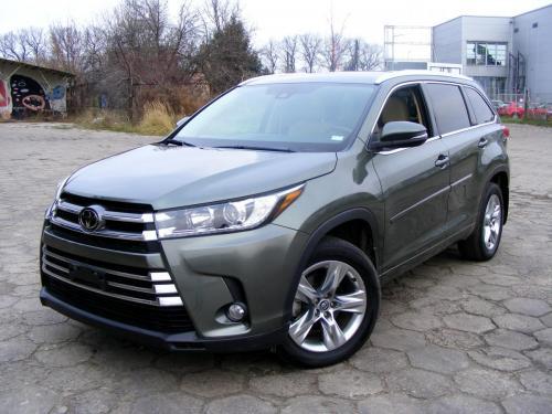 Toyota Highlander 2017 Limited AWD (9)