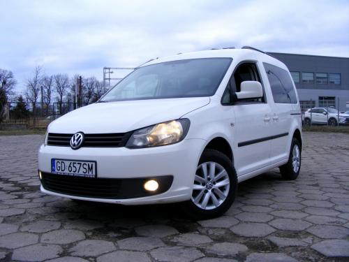 VW Caddy 2012 (5)