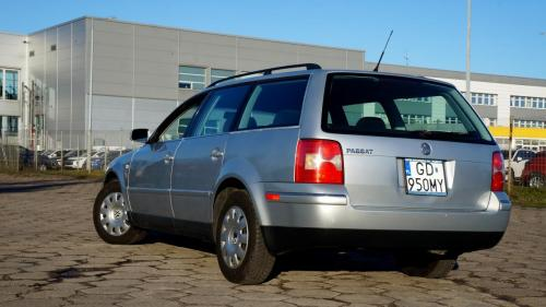 VW Passat 2004 1,8L Turbo  (10)
