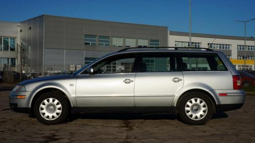 VW Passat 2004 1,8L Turbo  (11)